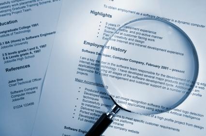 Review Job Applications